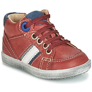 Sko Dreng Lave sneakers GBB ANGELITO Vte / Mursten / Dpf / 2367
