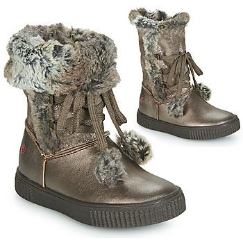 Sko Pige Chikke støvler GBB NOUSTIK Vtc / Bronze / Dpf / Ester