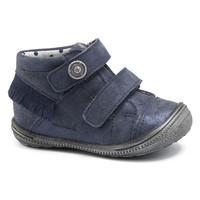 Sko Pige Høje sneakers Catimini MAGENTA Crt / Marineblå / Dpf / 2822