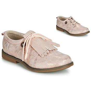 Sko Pige Lave sneakers Catimini ROMY Vte / Pink / Støvet / Dpf / Regola