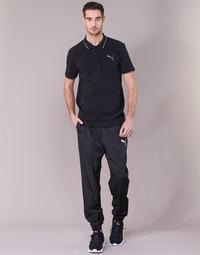 textil Herre Træningsbukser Puma ACTIVE WOVEN PANT Sort
