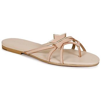 Sko Dame Flip flops See by Chloé SB24120 BEIGE