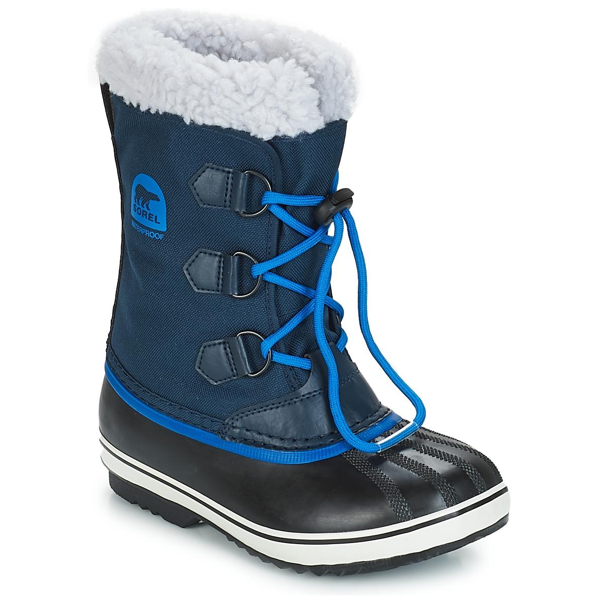 Vinterstøvler til børn Sorel  YOOT PAC NYLON