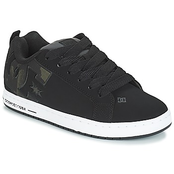 Sko Herre Skatesko DC Shoes CT GRAFFIK SE M SHOE BLO Sort