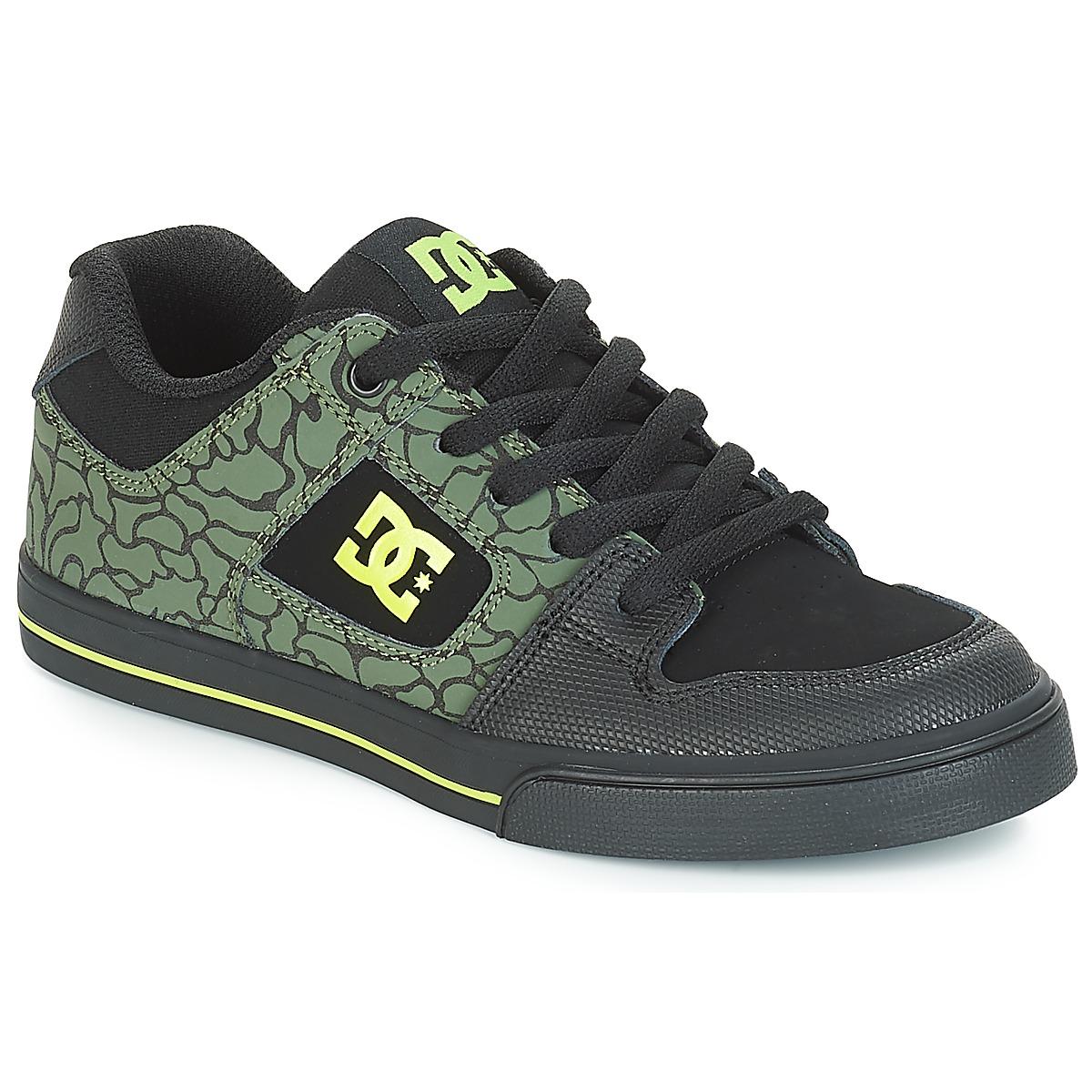 Sneakers til børn DC Shoes  PURE SE B SHOE BK9