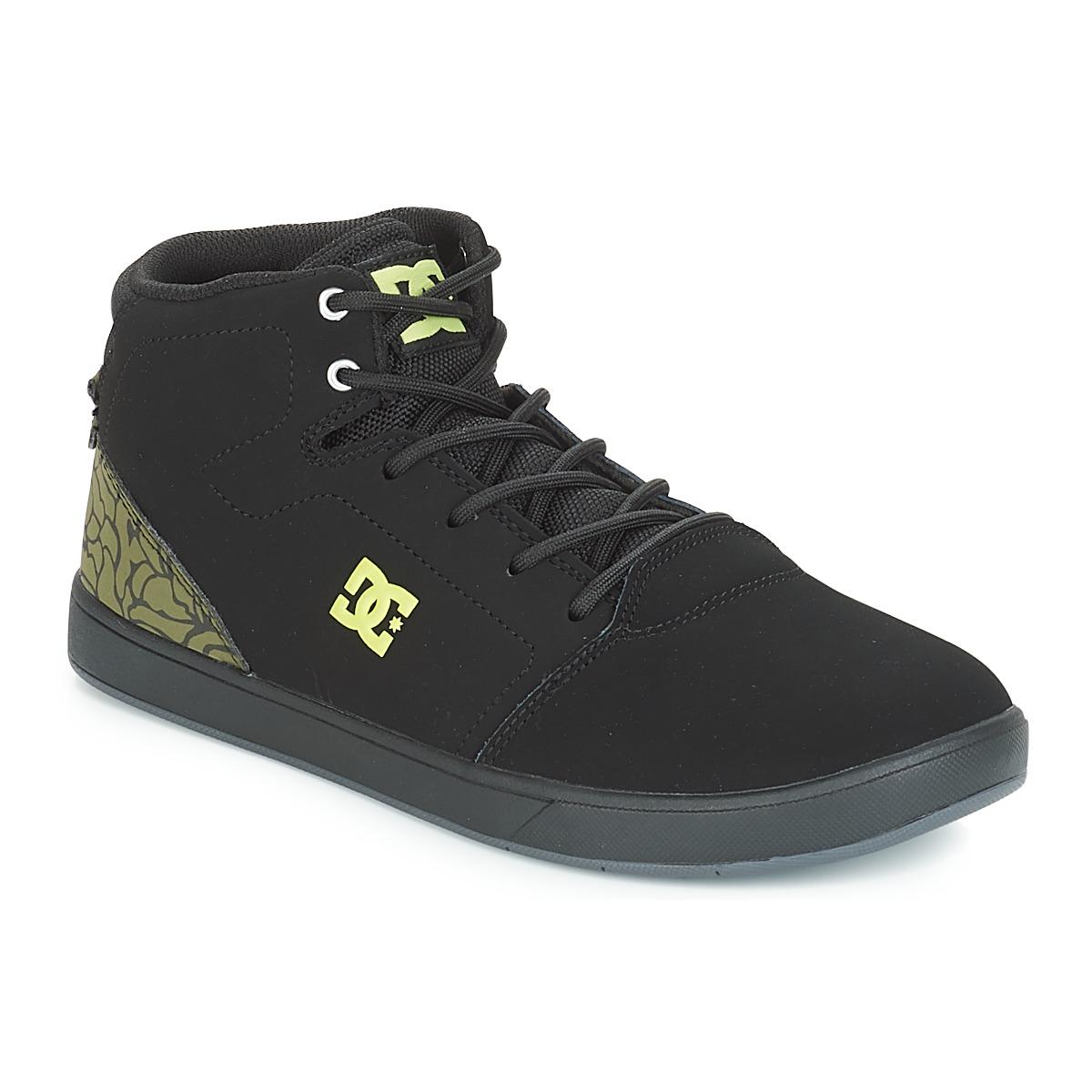Sneakers til børn DC Shoes  CRISIS HIGH SE B SHOE BK9