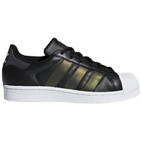 Sko Børn Lave sneakers adidas Originals Superstar Sort