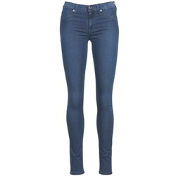 textil Dame Smalle jeans 7 for all Mankind SKINNY DENIM DELIGHT Blå / Medium