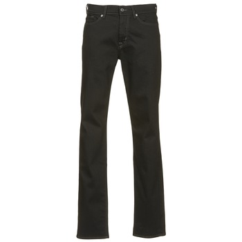 textil Herre Smalle jeans 7 for all Mankind SLIMMY LUXE PERFORMANCE Sort