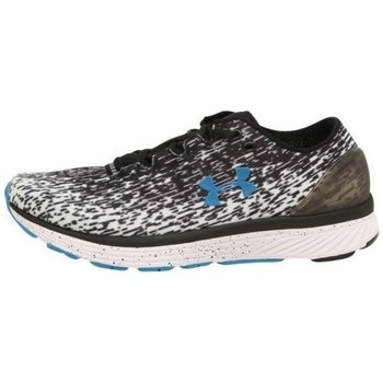 Sko Herre Lave sneakers Under Armour UA Charged Bandit 3 Ombre Hvid, Sort