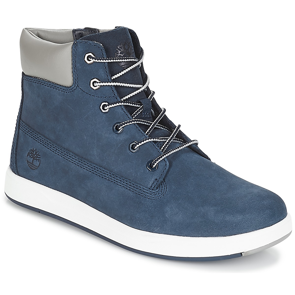 Se Sneakers Timberland  Davis Square 6 Inch Boot ved Spartoo