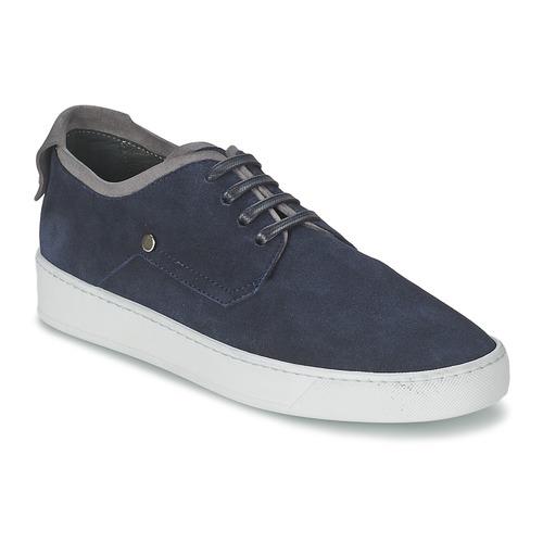 Sko Herre Lave sneakers CK Collection CUSTO Blå