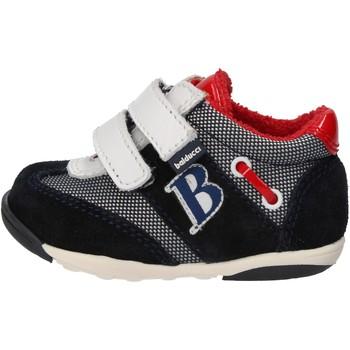 Sko Dreng Lave sneakers Balducci AG929 Blå