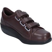 Sko Dame Lave sneakers Mbt Sneakers AC143 Brun