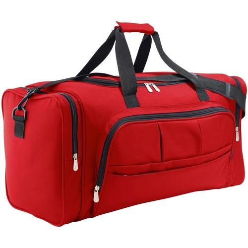 Tasker Sportstasker Sols WEEKEND TRAVEL Rojo
