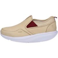 Sko Dame Lave sneakers Mbt Mokasiner AC442 Beige