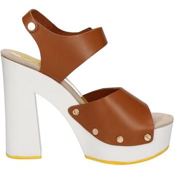 Sko Dame Sandaler Suky Brand Sandaler AC483 Brun