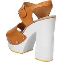 Sko Dame Sandaler Suky Brand Sandaler AC485 Brun