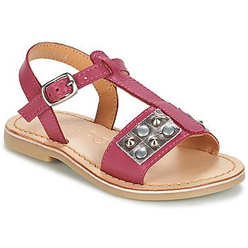Sko Pige Sandaler Mod'8 ZAZIE Pink