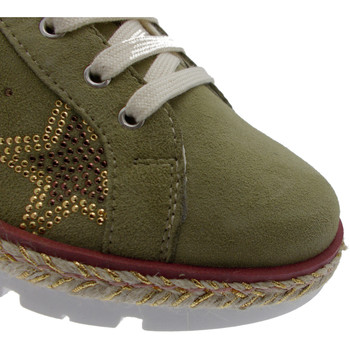 Sko Dame Lave sneakers Calzaturificio Loren LOC3786sa verde