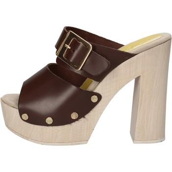 Sko Dame Sandaler Suky Brand Sandaler AC764 Brun