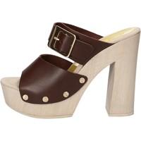 Sko Dame Sandaler Suky Brand Sandaler AC765 Brun