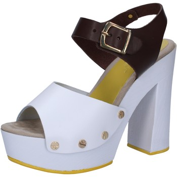 Sko Dame Sandaler Suky Brand Sandaler AC809 Hvid