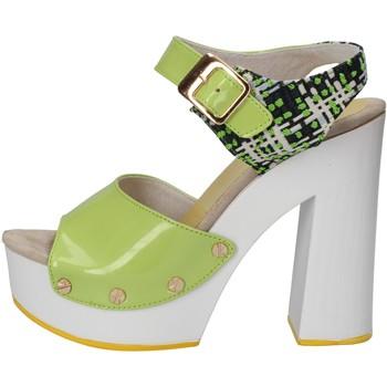 Sko Dame Sandaler Suky Brand Sandaler AC811 Grøn