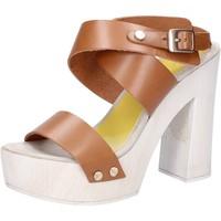 Sko Dame Sandaler Suky Brand Sandaler AC816 Brun