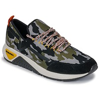 Sko Herre Lave sneakers Diesel S-KBY Camouflage