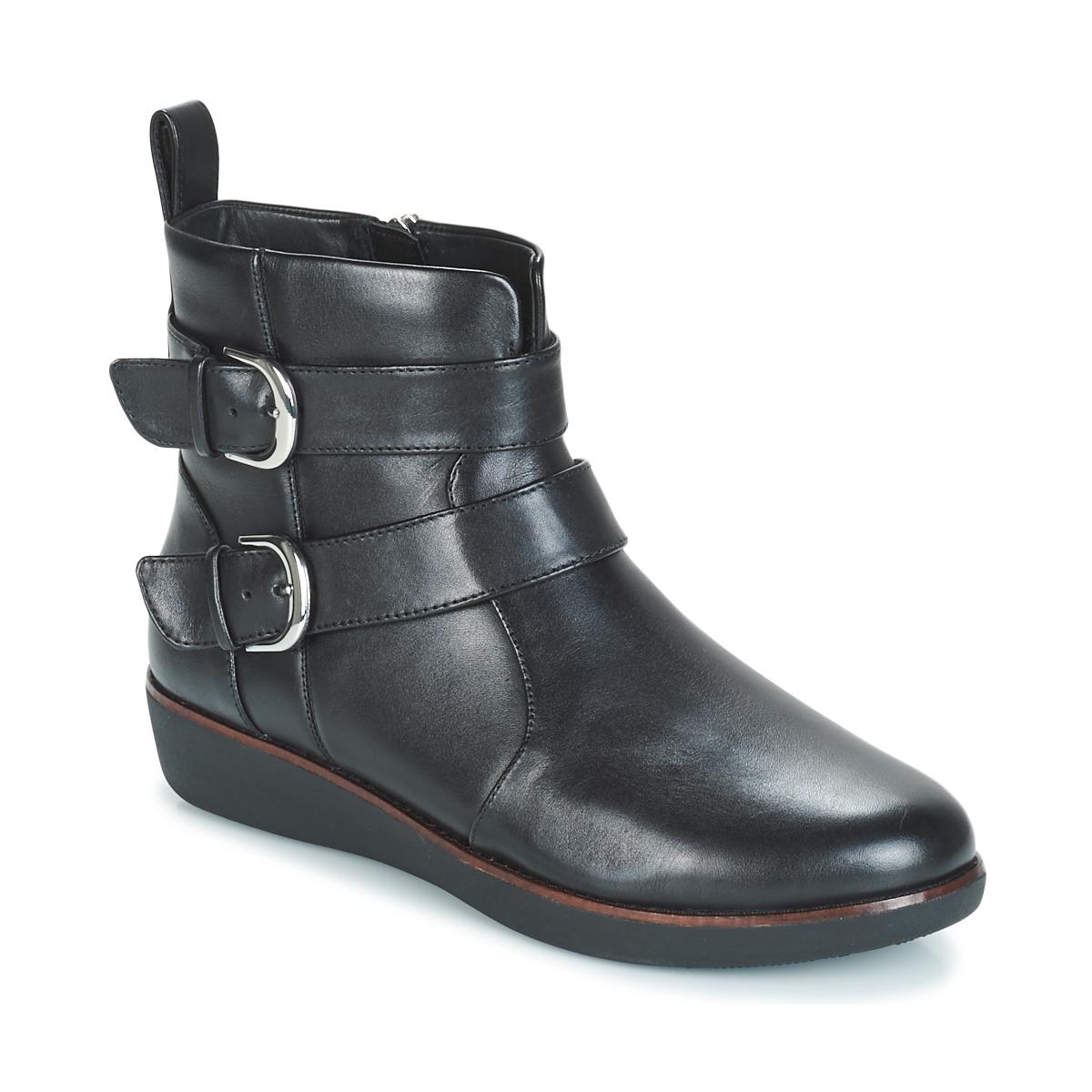 Støvler FitFlop  LAILA DOUBLE BUCKLE