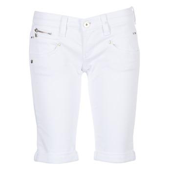 textil Dame Shorts Freeman T.Porter BELIXA Hvid