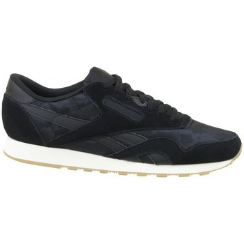 Sko Herre Lave sneakers Reebok Sport CL Nylon SG Sort