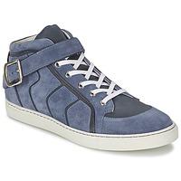 Sko Herre Høje sneakers Vivienne Westwood HIGH TRAINER Blå