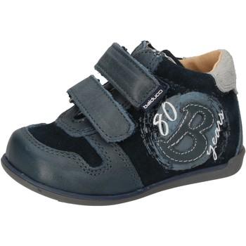 Sko Dreng Høje sneakers Balducci AD588 Blå