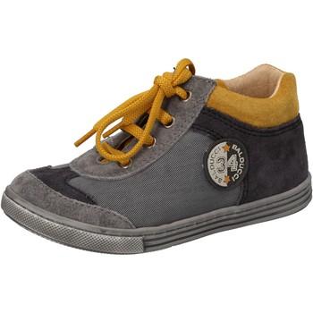 Sko Dreng Høje sneakers Balducci AD595 Grå