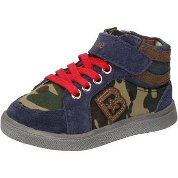 Sko Dreng Høje sneakers Blaike Sneakers AD769 Blå