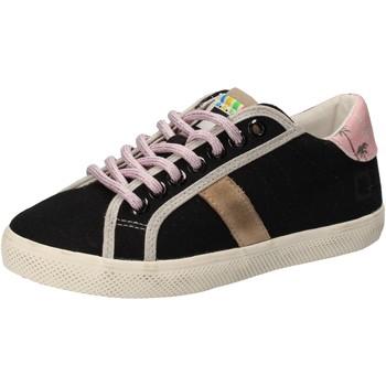 Sko Pige Lave sneakers Date AD859 Sort