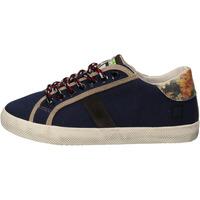Sko Pige Lave sneakers Date AD862 Blå