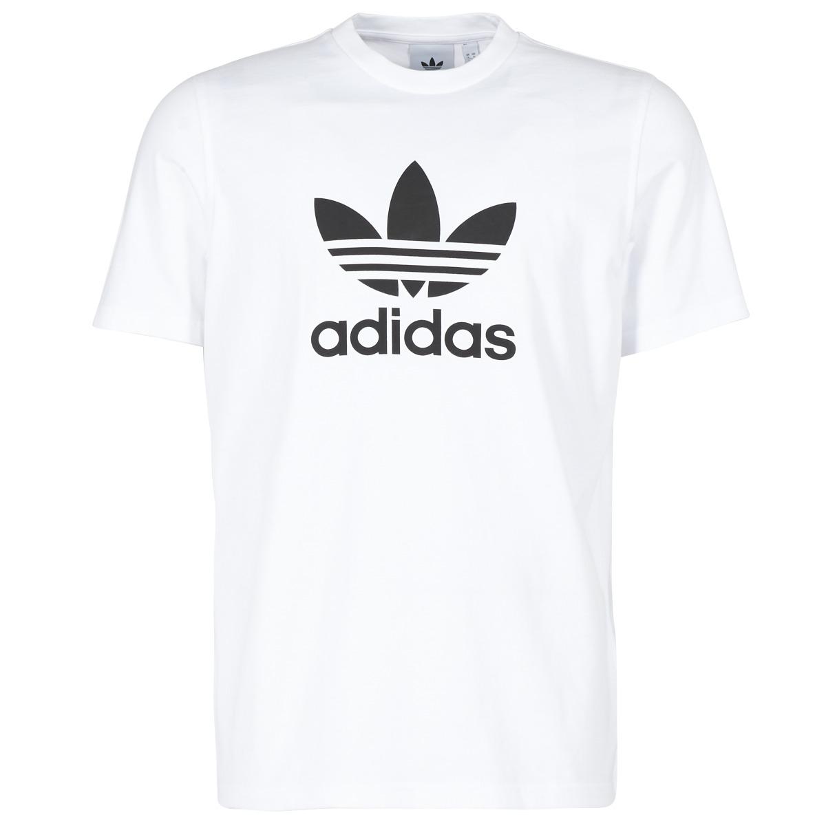 T-shirts m. korte ærmer adidas  TREFOIL T-SHIRT