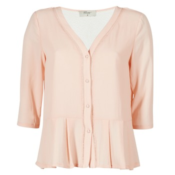 textil Dame Toppe / Bluser Betty London IAKIROU Pink