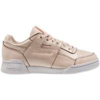 Sko Dame Lave sneakers Reebok Sport W LO Plus Iridescent Hvid, Beige, Creme