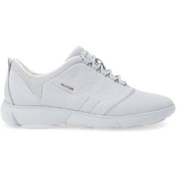 Sko Dame Lave sneakers Geox Nebula Grå