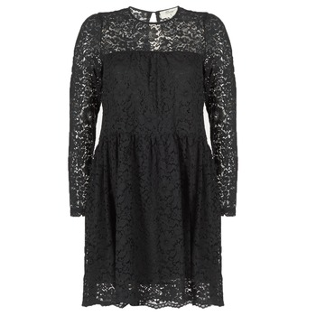 textil Dame Korte kjoler Betty London IAOUDA Sort