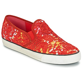 Sko Dame Slip-on Colors of California LACE SLIP Flerfarvet