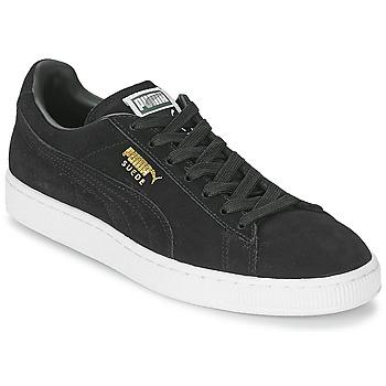 Sko Lave sneakers Puma SUEDE CLASSIC Sort