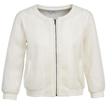 textil Dame Jakker / Blazere Suncoo DANA Hvid