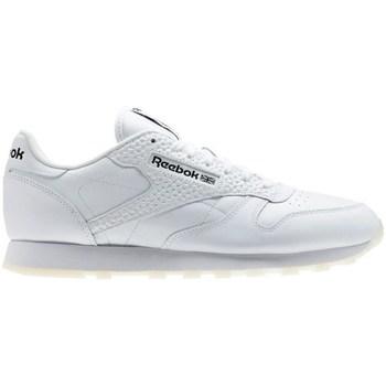 Sko Herre Lave sneakers Reebok Sport CL Leather ID Hvid