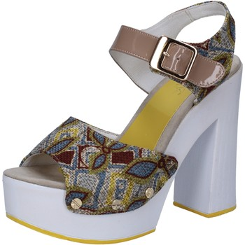 Sko Dame Sandaler Suky Brand Sandaler AB308 Beige
