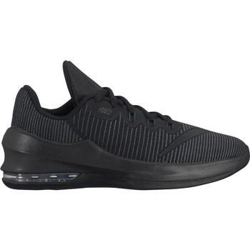 Sko Børn Lave sneakers Nike Air Max Infuriate II GS Sort